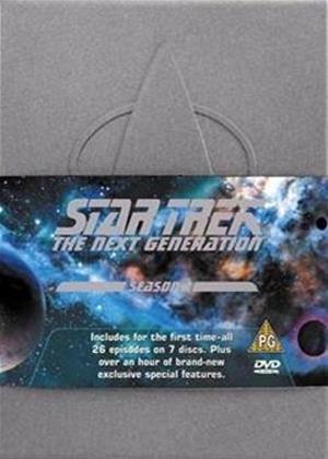 Rent Star Trek: The Next Generation: Series 4 Online DVD Rental
