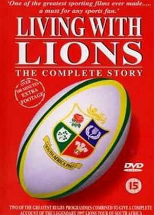 Rent Living with Lions: The Complete Story Online DVD Rental