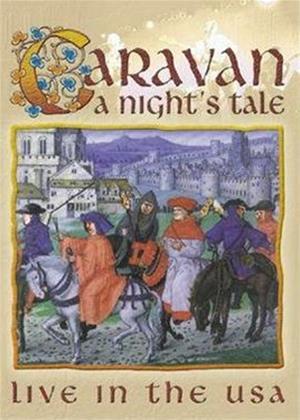 Rent Caravan: A Night's Tale: Live in the U.S.A Online DVD Rental