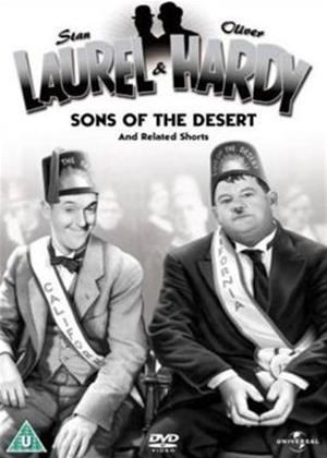 Rent Laurel and Hardy: Vol.13: Sons of the Desert Online DVD Rental
