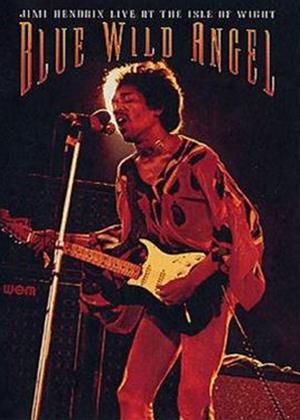 Rent Jimi Hendrix: Blue Wild Angel / Live at the Isle of Wight Online DVD Rental