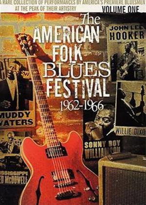 Rent American Folk Blues Festivals: Vol.1 Online DVD Rental