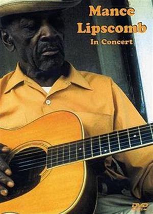 Rent Mance Lipscomb: In Concert Online DVD Rental