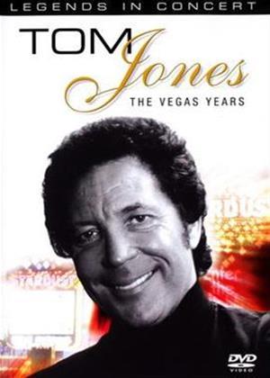 Rent Tom Jones: The Vegas Years Online DVD Rental