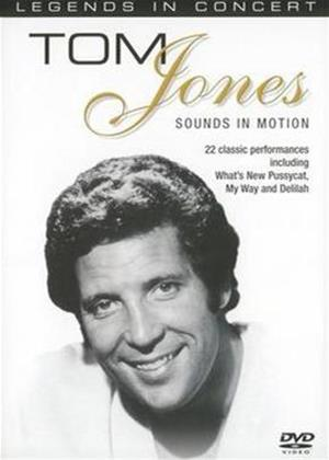 Rent Tom Jones: Legends in Concert Online DVD Rental