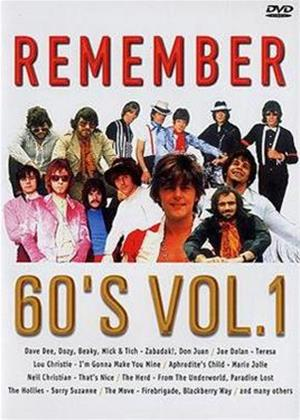 Rent Remember the 60s: Vol.1 Online DVD Rental