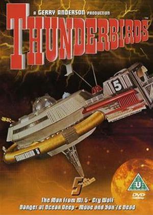 Rent Thunderbirds: Vol.5 Online DVD Rental