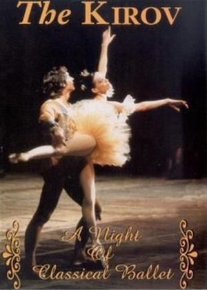 Rent The Kirov: A Night of Classical Ballet Online DVD Rental