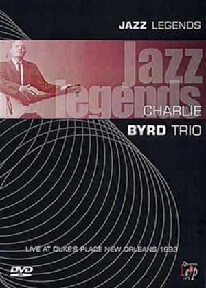 Rent Jazz Legends Live: The Charlie Byrd Trio Online DVD Rental