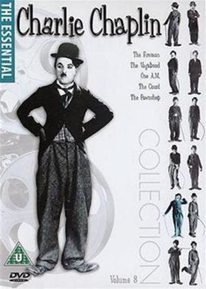 Rent The Essential Charlie Chaplin: Vol.8 Online DVD Rental