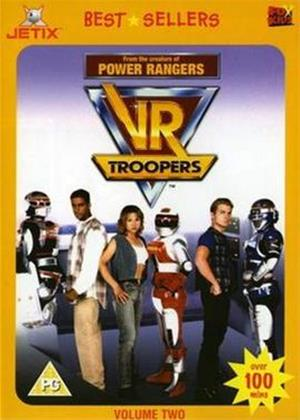 Rent VR Troopers: Vol.Two Online DVD Rental