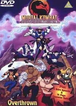 Rent Mortal Kombat: Vol.2 Online DVD Rental