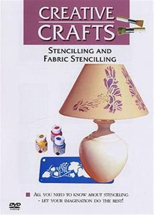 Rent Creative Crafts: Stencilling and Fabric Stencilling Online DVD Rental