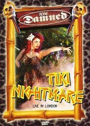 Rent The Damned: Tiki Nightmare: Live in London Online DVD Rental