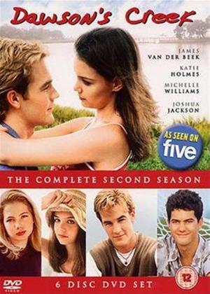 Rent Dawson's Creek: Series 2 Online DVD & Blu-ray Rental
