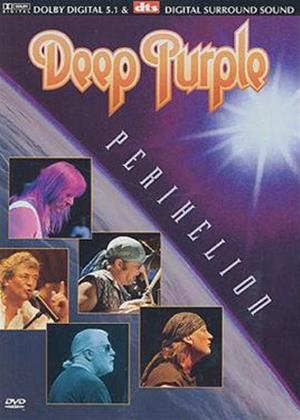 Rent Deep Purple: Perihelion Online DVD Rental
