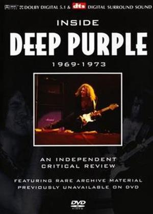 Rent Deep Purple: Inside Online DVD Rental