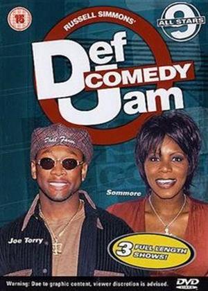Rent Def Comedy Jam: All Stars: Vol.9 Online DVD Rental