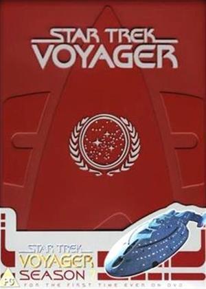 Rent Star Trek: Voyager: Series 7 Online DVD Rental