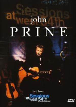 Rent John Prine: Live Sessions at West 54th Online DVD Rental