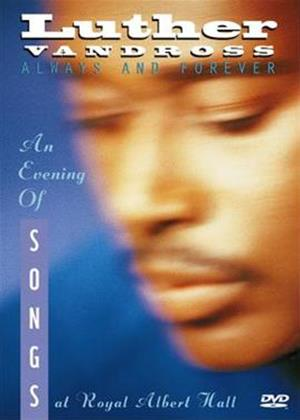 Rent Luther Vandross: Always and Forever: Online DVD Rental