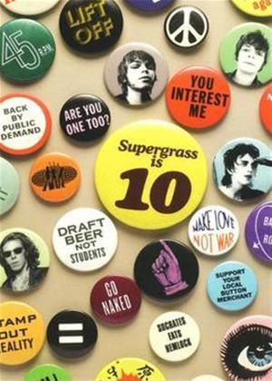 Rent Supergrass: Supergrass Is 10: The Best of 1994 to 2004 Online DVD Rental