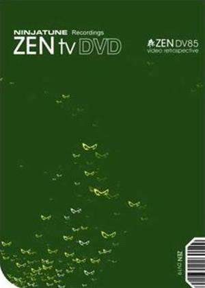 Rent Zen TV DVD: Video Retrospective: Best of Ninja Online DVD Rental