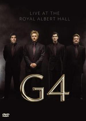 Rent G4: Live at the Royal Albert Hall Online DVD Rental