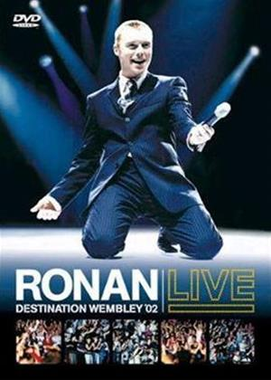 Rent Ronan Keating: Ronan Live: Destination Wembley 2002 Online DVD Rental