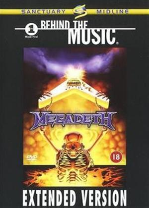 Rent Megadeth: Behind the Music Online DVD Rental