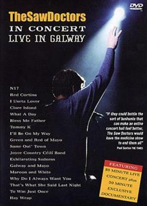 Rent The Saw Doctors: In Concert Live In Galway Online DVD Rental