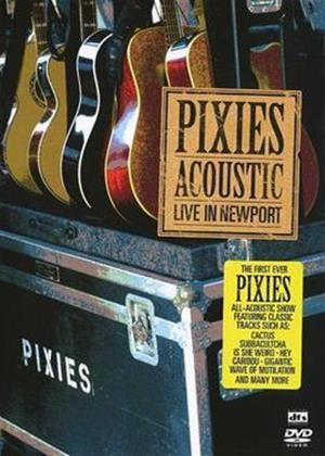 Rent Pixies: Acoustic: Live in Newport Online DVD Rental