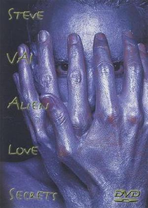 Rent Steve Vai: Alien Love Secrets Online DVD Rental