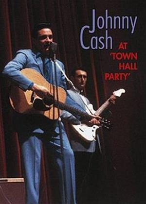 Rent Johnny Cash: At the Town Hall Party Online DVD Rental