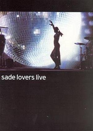 Rent Sade: Lovers Live Online DVD Rental