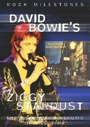 Rent David Bowie: Ziggy Stardust Online DVD Rental