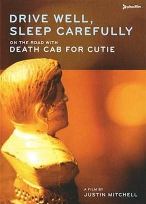 Rent Death Cab for Cutie: Drive Well, Sleep Carefully: On the Road Online DVD Rental