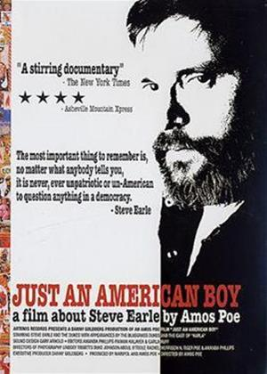 Rent Steve Earle: Just an American Boy Online DVD & Blu-ray Rental