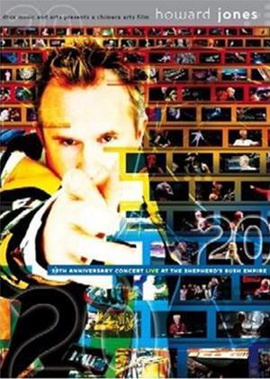 Rent Howard Jones: 20th Anniversary Concert Online DVD Rental