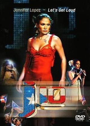 Rent Jennifer Lopez: Let's Get Loud Online DVD Rental