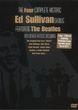Rent The Beatles: The Four Ed Sullivan Shows Online DVD Rental