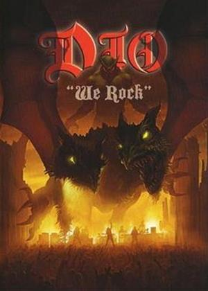 Rent Dio: We Rock Online DVD Rental
