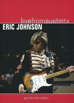 Rent Eric Johnson: Live from Austin, TX Online DVD Rental