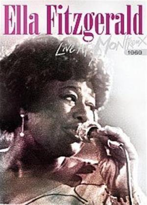 Rent Ella Fitzgerald: Live in Montreux Online DVD Rental