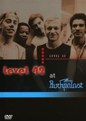 Rent Level 42: Live at Rockpalast Online DVD Rental