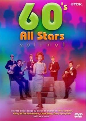 Rent 60s All Stars: Vol.1 Online DVD Rental