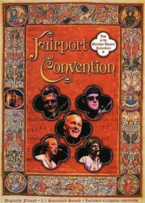 Rent Fairport Convention: Live at the Marlow Theatre Online DVD Rental
