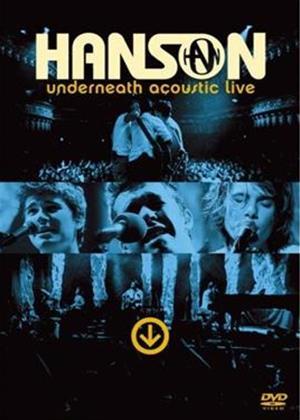 Rent Hanson: Underneath Acoustic: Live Online DVD Rental
