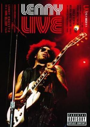 Rent Lenny Kravitz: Lenny Live Online DVD Rental