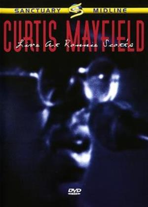 Rent Curtis Mayfield: Live at Ronnie Scott's Online DVD Rental